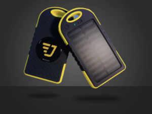 haecksler solar laadapparaat-powerbank